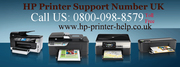 HP Printer Technical Support UK