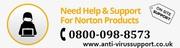 Norton Technical Support Number UK 0800-098-8573 Norton Help UK