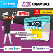 Woocommerce Pay4later-Deko/Close Brothers Finance Payment Gateway-V2.1